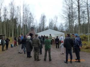2012 hirvipeijaiset pidettiin lahtivajalla